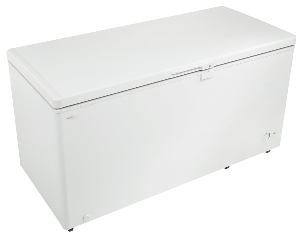 Danby DCF145A1 60 Inch Wide 14.5 Cu. Ft. Capacity Chest Freezer with LED Lightin photo