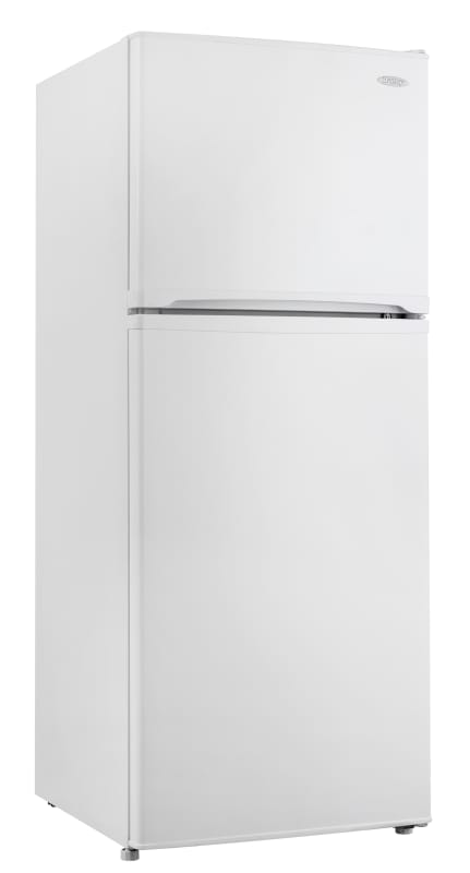 Danby DFF100C1 24 Inch Wide 10.0 Cu. Ft. Free Standing Top Mount Refrigerator wi photo