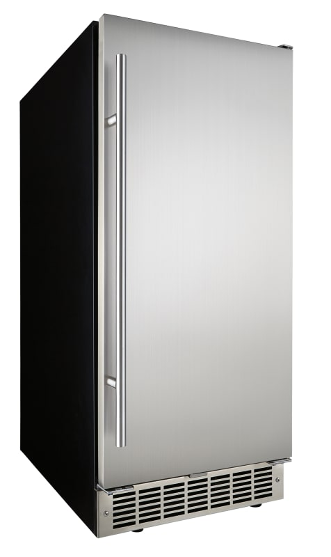Danby DIM32D1 15 Inch Wide 25 Pound Capacity Built-In Ice Maker with 32 Lb. Dail photo