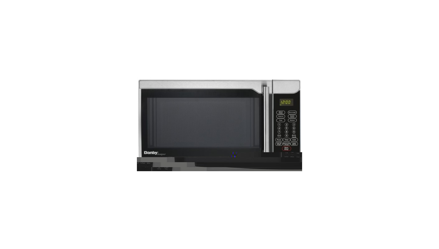Danby DMW07A2DD 18 Inch Wide 0.7 Cu. Ft. Capacity 700 Watt Countertop Microwave photo