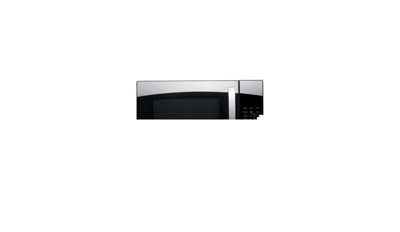 Danby DMW09A2BDB 19 Inch Wide 0.9 Cu. Ft. Capacity 900 Watt Countertop Microwave photo