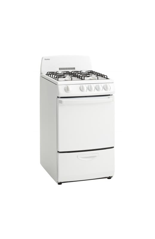 Danby DR200 20 Inch Wide 2.4 Cu. Ft. Capacity Free Standing Gas Range photo