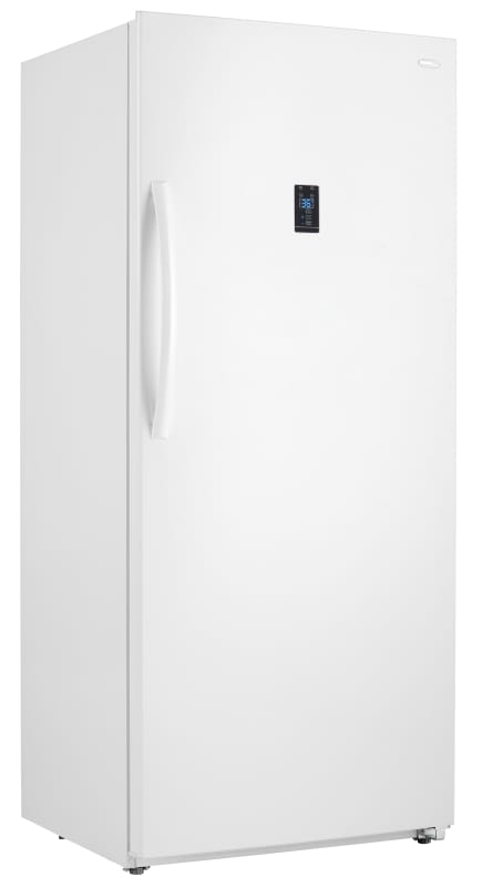 Danby DUF206E1 33 Inch Wide 21.0 Cu. Ft. Energy Star Upright Freezer with Digita photo
