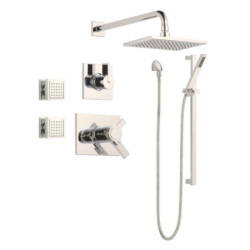 Delta Vero Tempassure Shower Package Shower System Build Com