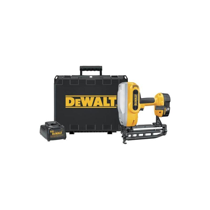 Dewalt DC616K 18 Volt Cordless XRP 1-1/4