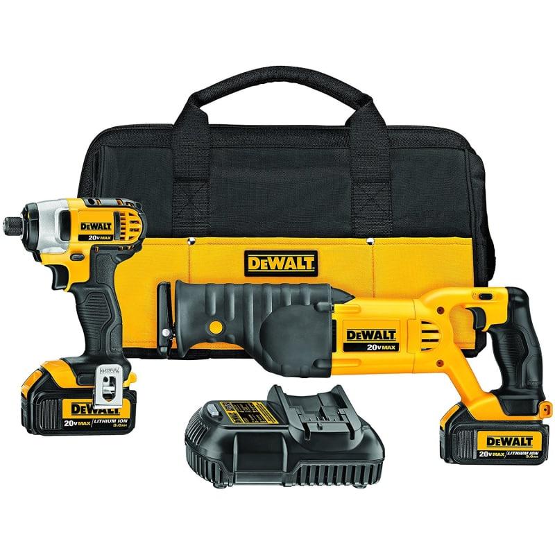 Dewalt DCK298L2 DCK298L2 20 Volt MAX Impact