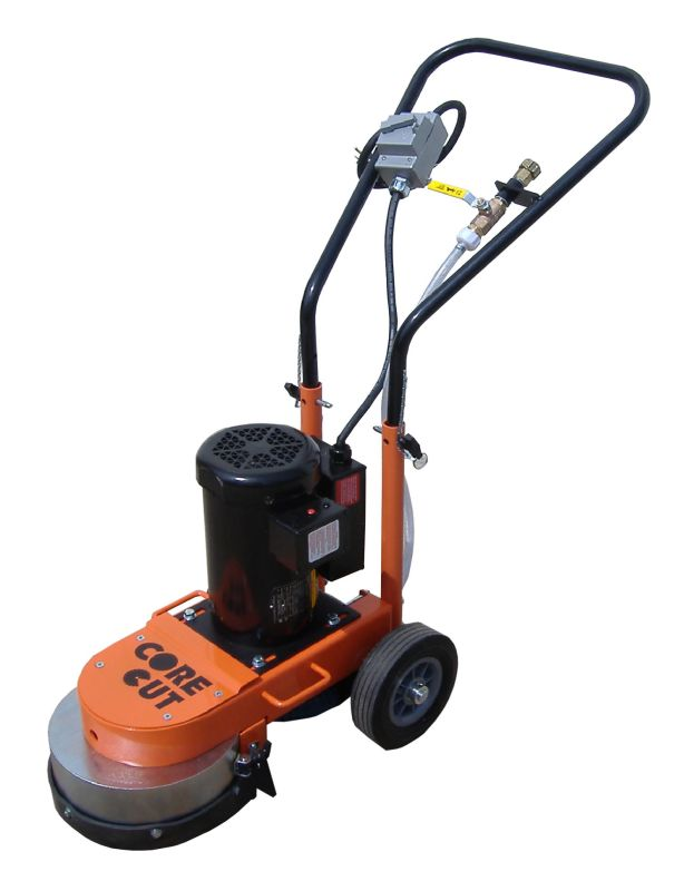 Diamond Products 5800989PKG Floor Grinder with 2 HP Baldor Electric Motor