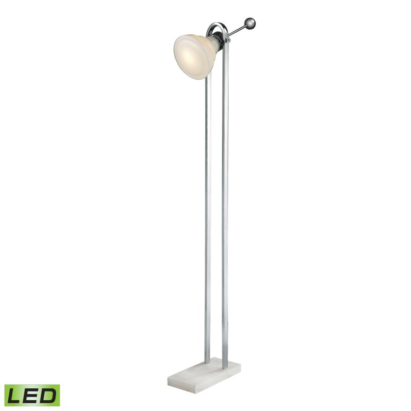 Dimond Lighting D2615-LED 1 Light LED Boom Arm Floor Lamp from the Vintage Ball