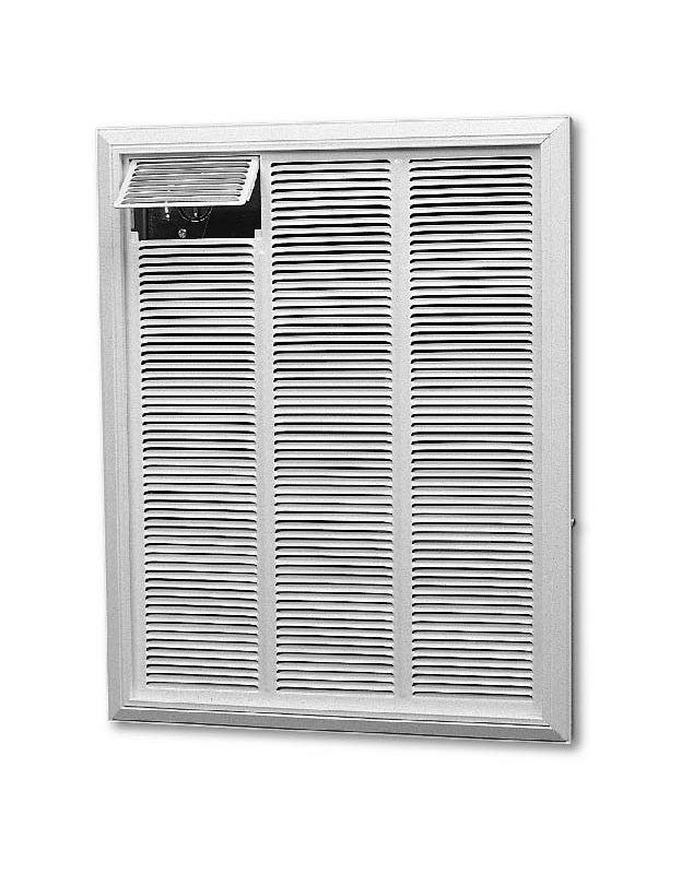 4000 Watt 277 Volt Commercial Fan Forced Wall Heater - Dimplex RFI840D41
