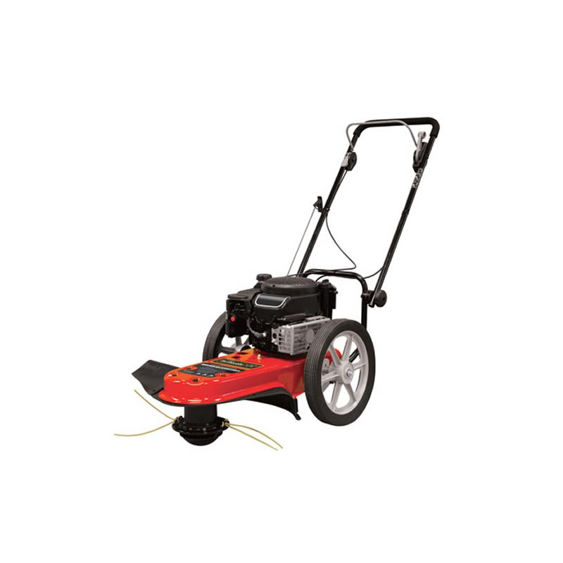 Earthquake 600050V 22 Inch Walk Behind Gas String Trimmer with a 173cc Viper Eng