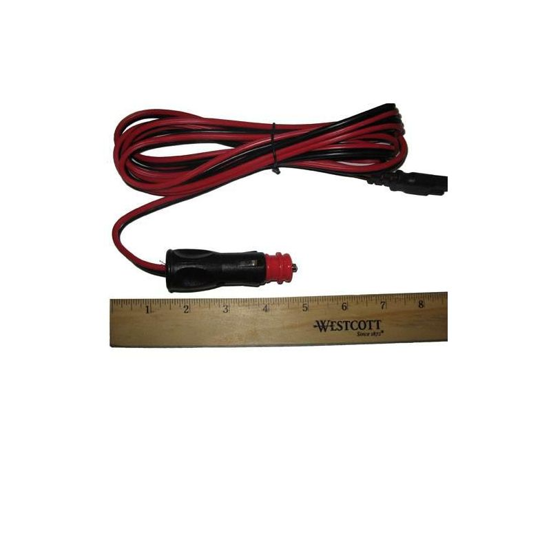 EdgeStar FPDCPC10 DC Power Cord for use with Portable Refrigerator Freezers photo
