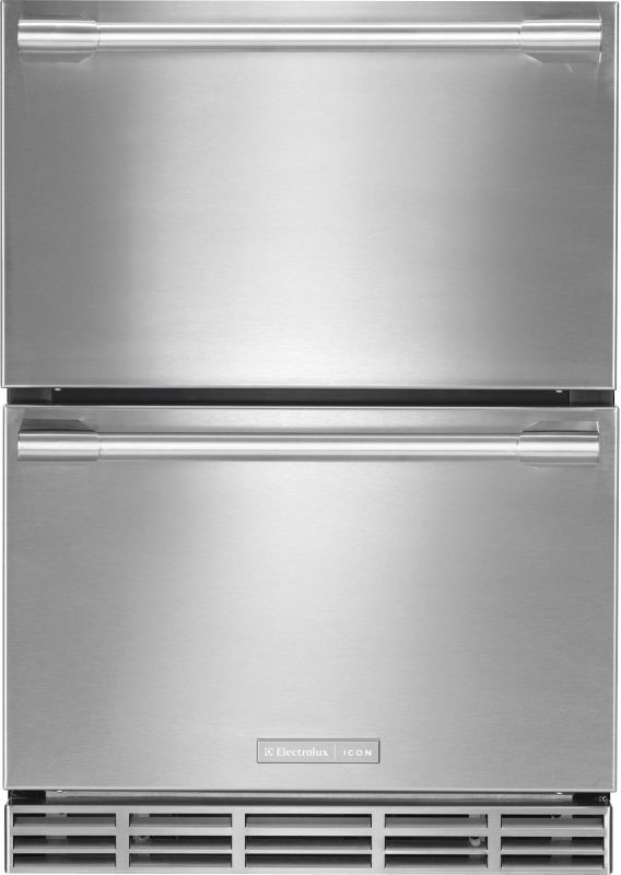 Electrolux E24RD50QS ICON Under-Counter Refrigerator with Custom-Set™ Temperatur photo
