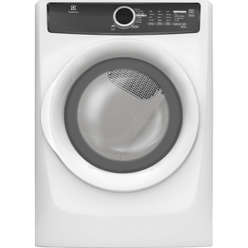 Electrolux EFME417S 27 Inch Wide 8 Cu. Ft. Energy Star Rated Electric Dryer with photo