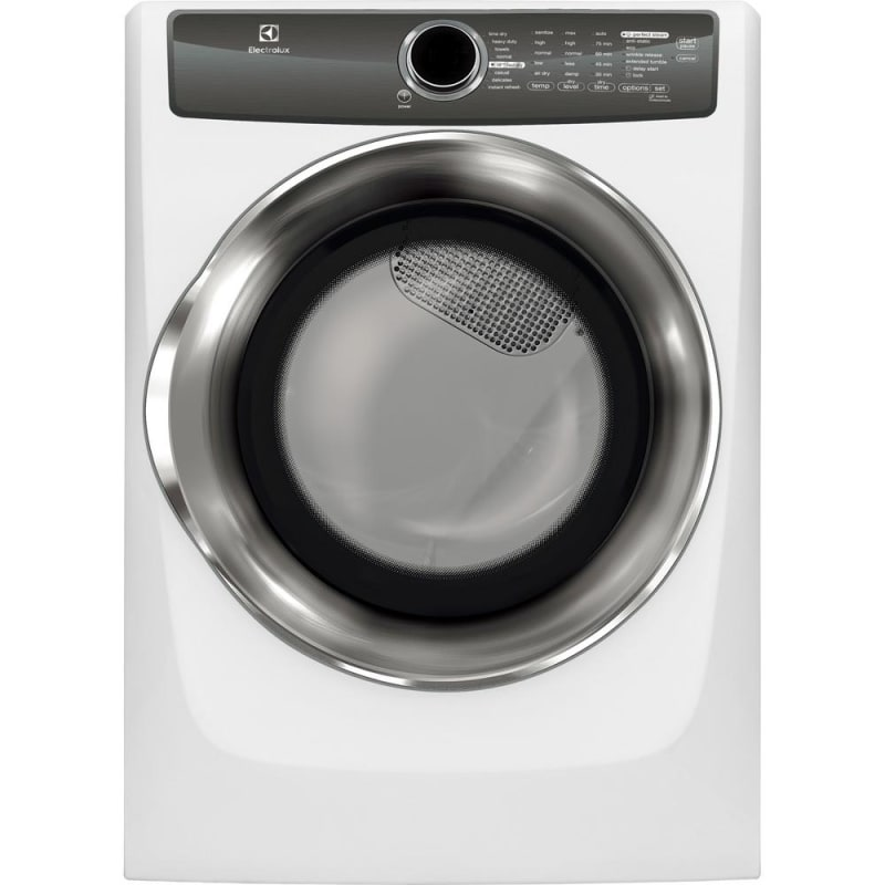 Electrolux EFME517S 27 Inch Wide 8 Cu. Ft. Energy Star Rated Electric Dryer with photo