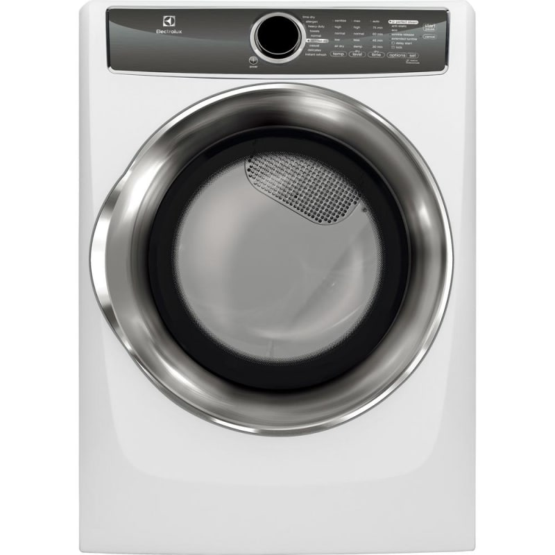 Electrolux EFME617S 27 Inch Wide 8 Cu. Ft. Energy Star Rated Electric Dryer with photo