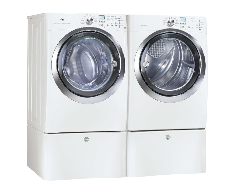 Electrolux EIMED55I EIFLS55I Front Load Washer Dryer Pair - 4.2 Cubic Foot Washe photo