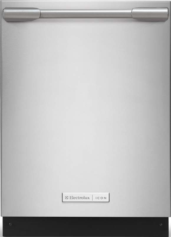 Electrolux E24ID74QP 24 Inch Energy Star Rated Built-In Dishwasher with Wave-Tou photo