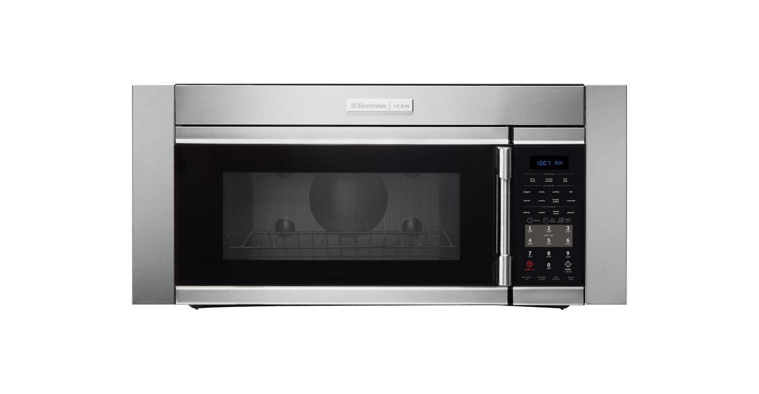 Electrolux E30MH65Q 30 Inch Wide 1.8 Cu. Ft. Over-the-Range Microwave with Autom photo