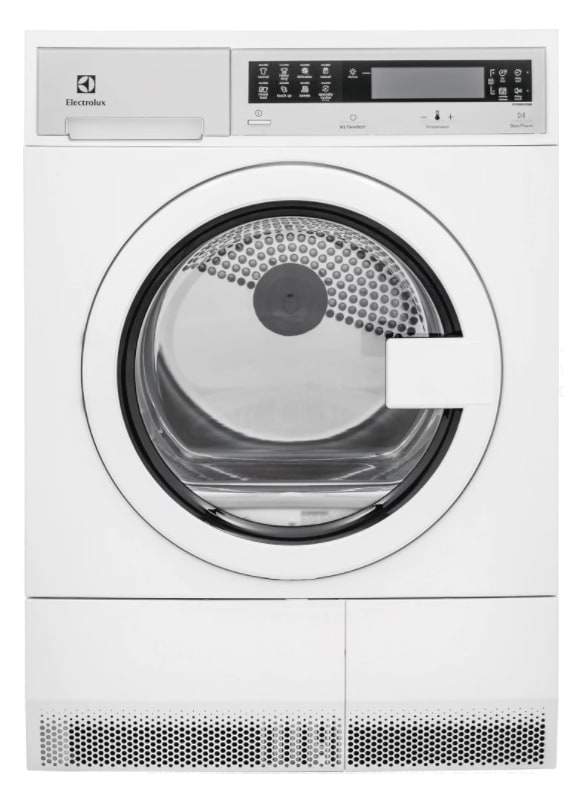Electrolux EFDE210TI 24 Inch Wide 4.0 Cu. Ft. Ventless Electric Dryer photo
