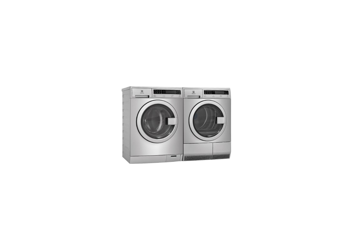 Electrolux EFLS210TI-EFDE210TI Front Loading Washer and Dryer Pair - 2.4 Cu. Ft. photo