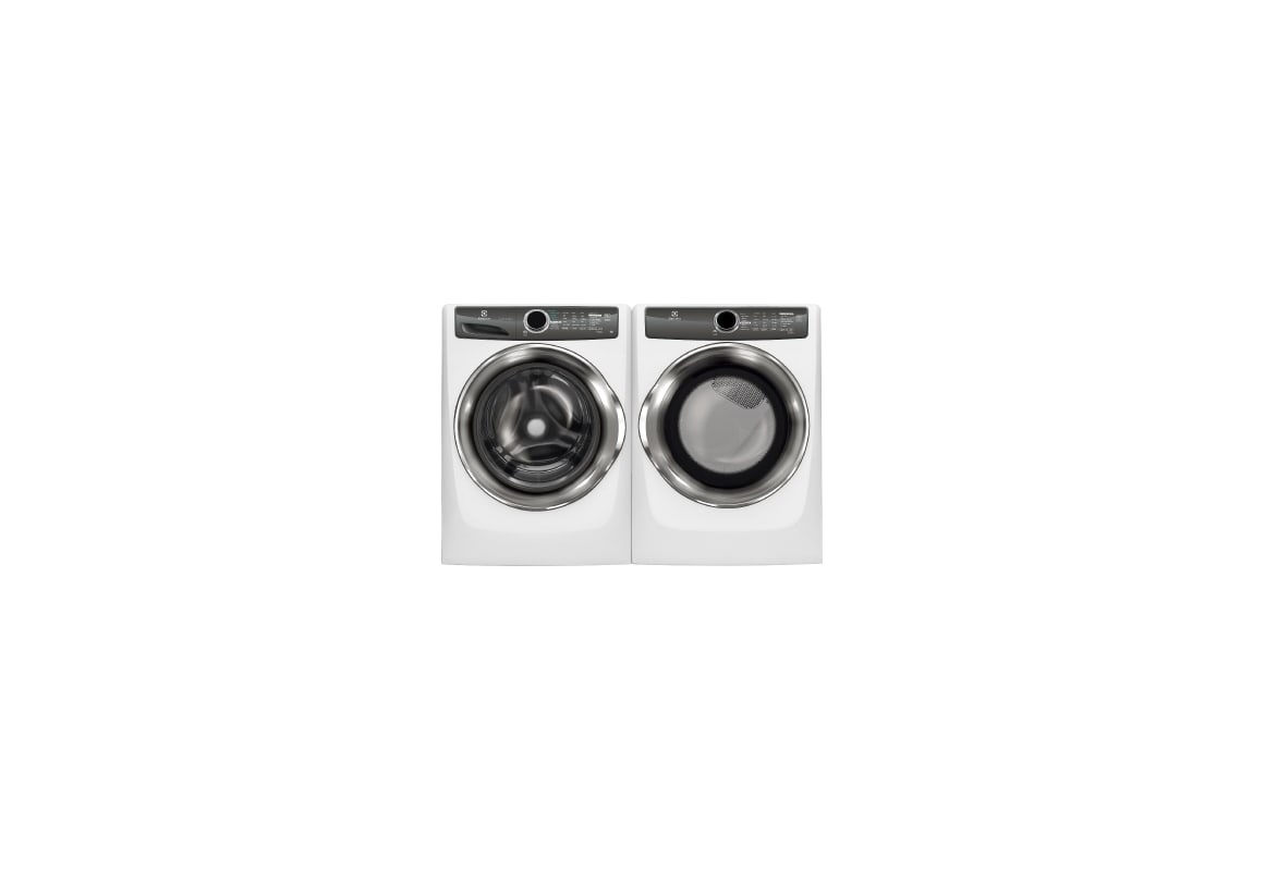 Electrolux EFLS517S-EFMG517S Front Loading Washer and Dryer Pair - 4.3 Cu. Ft. W photo