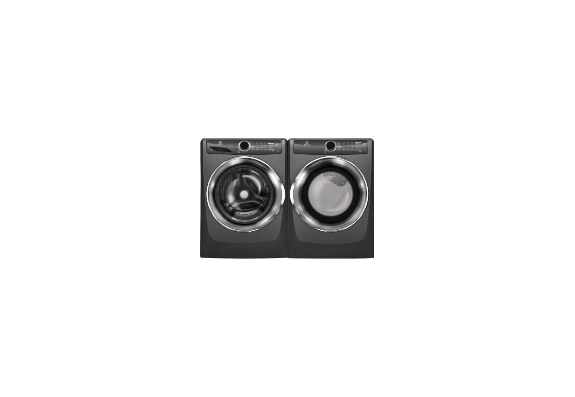 Electrolux EFLS517S-EFME517S Front Loading Washer and Dryer Pair - 4.3 Cu. Ft. W photo