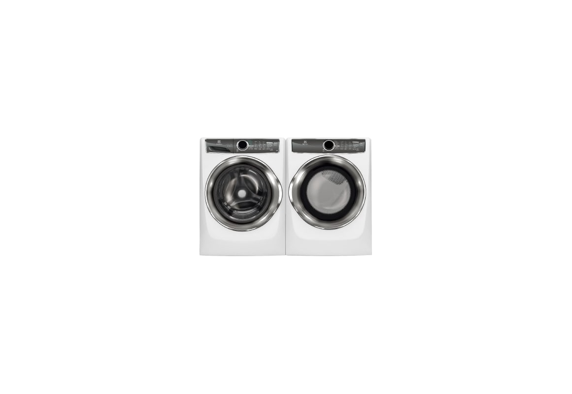 Electrolux EFLS617S-EFMG617S Front Loading Washer and Dryer Pair - 4.4 Cu. Ft. W photo