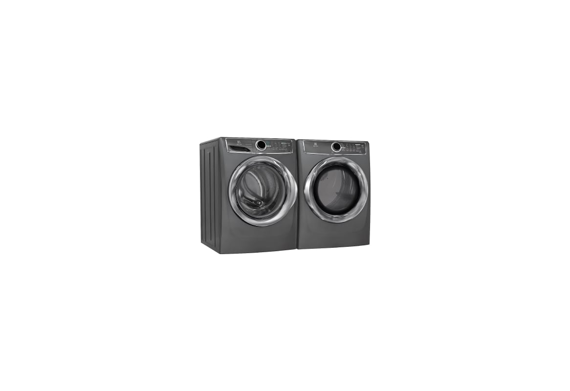Electrolux EFLS617S-EFME617S Front Loading Washer and Dryer Pair - 4.4 Cu. Ft. W photo