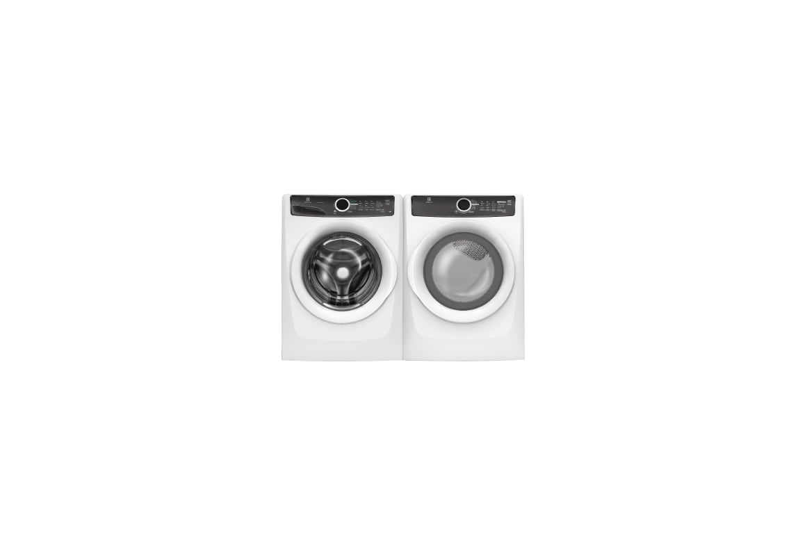 Electrolux EFLW417S-EFMG417S Front Loading Washer and Dryer Pair - 4.3 Cu. Ft. W photo