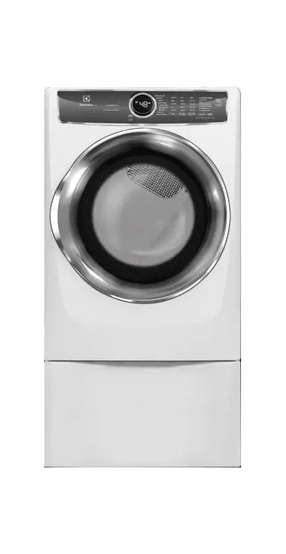 Electrolux EFME627U 27 Inch Wide 8 Cu. Ft. Energy Star Rated Front Loading Elect photo