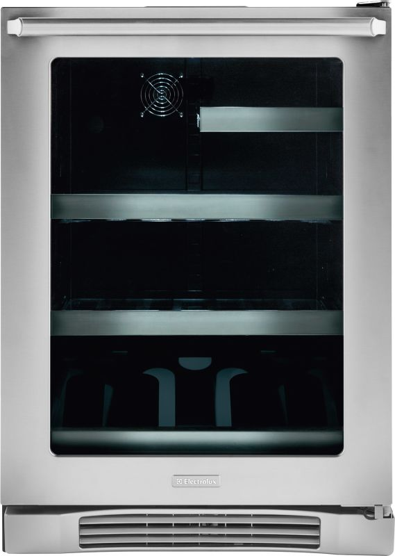 Electrolux EI24BC10QS 24 Inch Wide Energy Star Rated Undercounter Beverage Refri photo