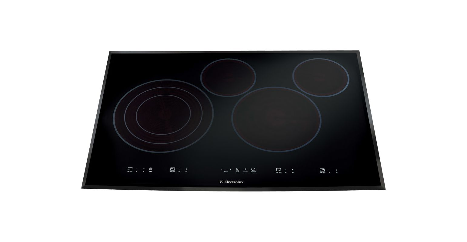 Electrolux EI30EC45 30 Inch Wide Electric Cooktop with Triple-Ring Expandable El photo