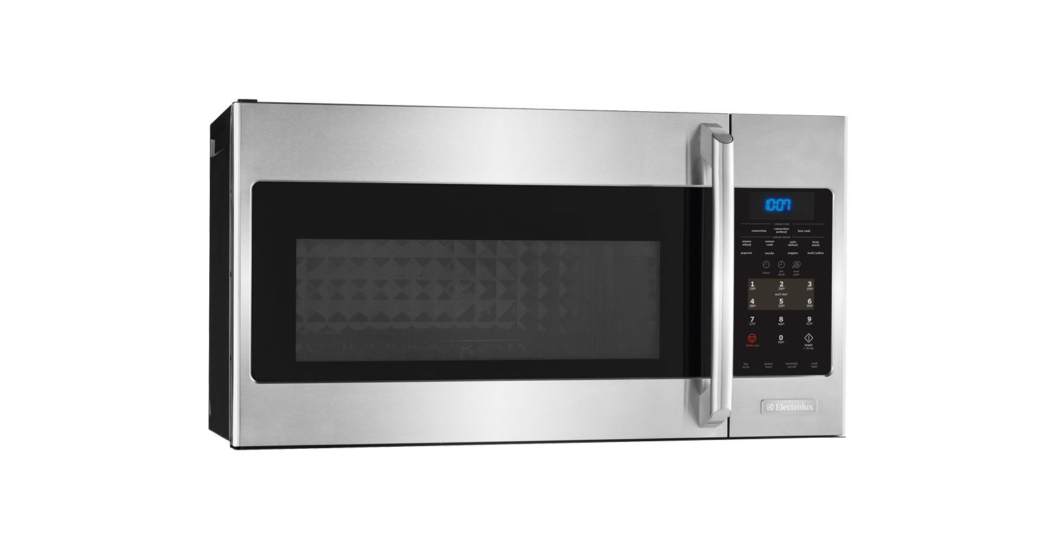Electrolux Countertop Microwave Oven : Electrolux EI30SM35QS 30 Inch Over-the-Range Convection Microwave Oven ...