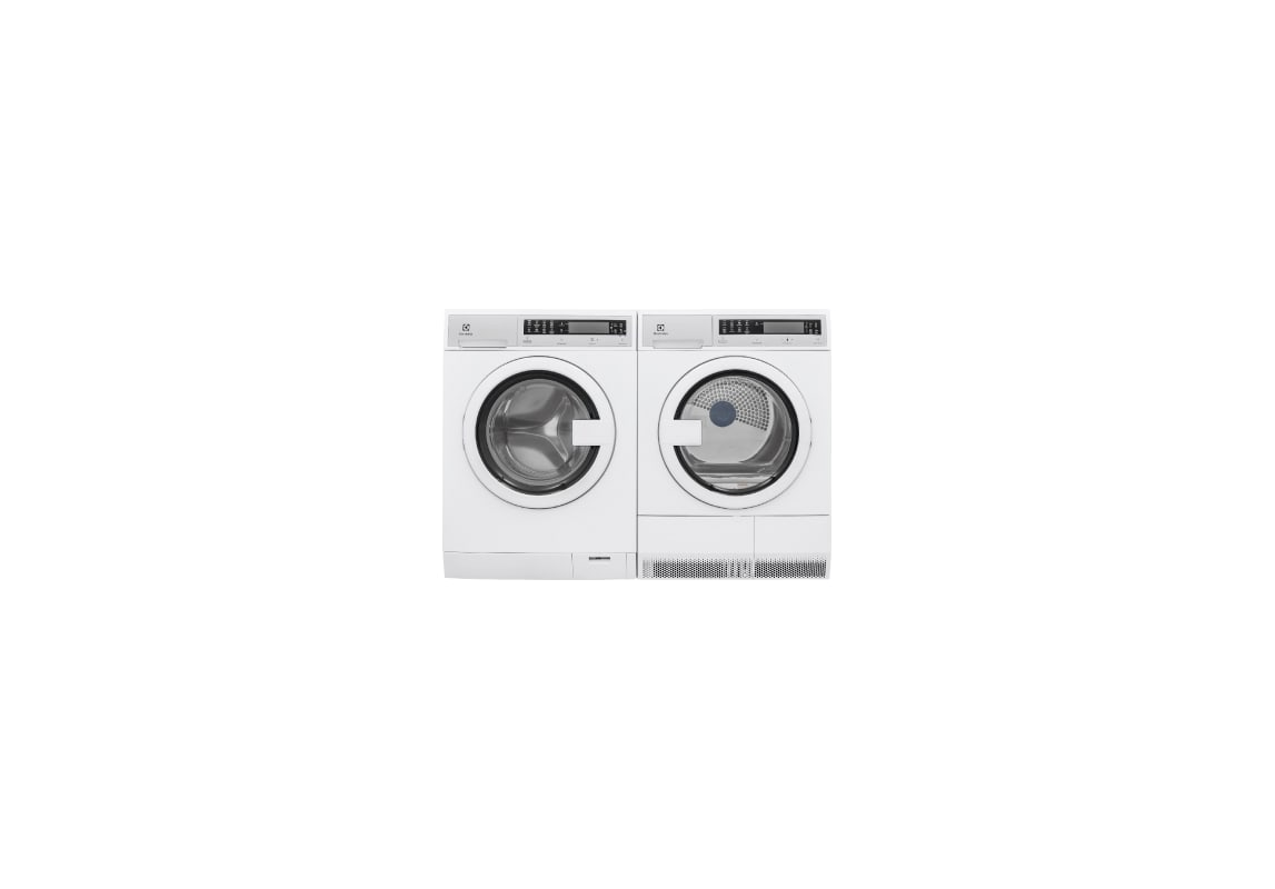Electrolux EIFLS20QS-EIED200QS Front Loading Washer and Dryer Pair - 2.4 Cu. Ft. photo
