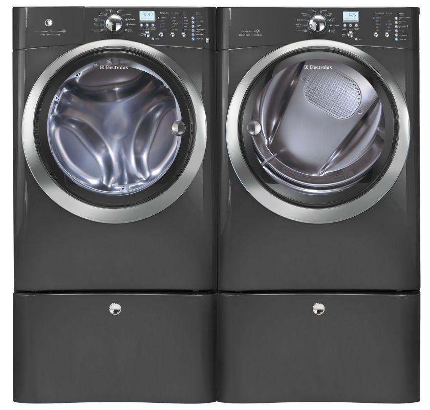 Electrolux EIMGD60L-EIFLS60L Front Load Washer and Dryer Pair - 4.3 Cu. Ft. Wash photo
