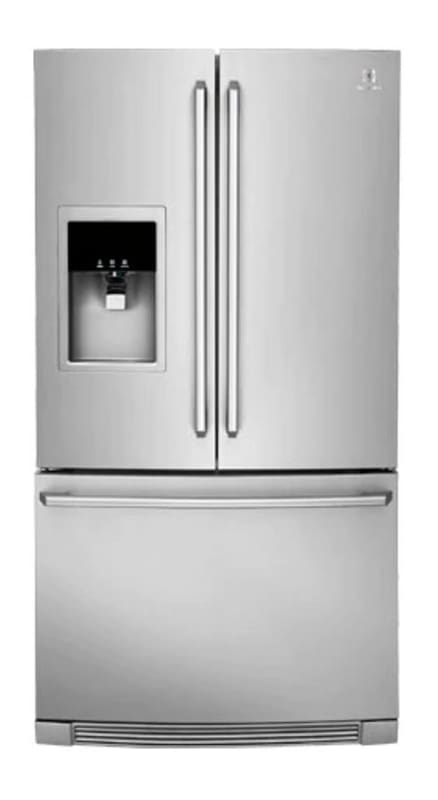 Electrolux EW23BC87 36 Inch Wide 21.5 Cu. Ft. French Door Refrigerator with Wave photo