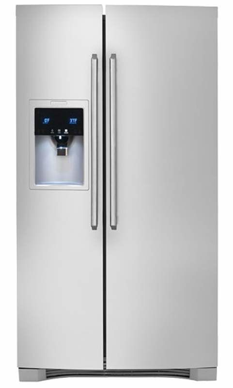 Electrolux EW23CS75Q 36 Inch Wide 22.2 Cu. Ft. Counter Depth Side by Side Refrig photo