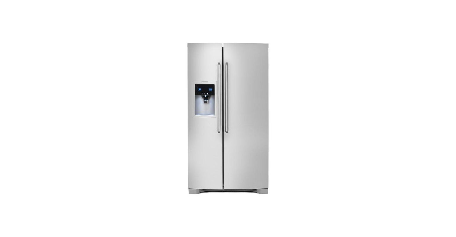 Electrolux EW26SS75 36 Inch Wide 25.6 Cu. Ft. Energy Star Rated Side By Side Ref photo