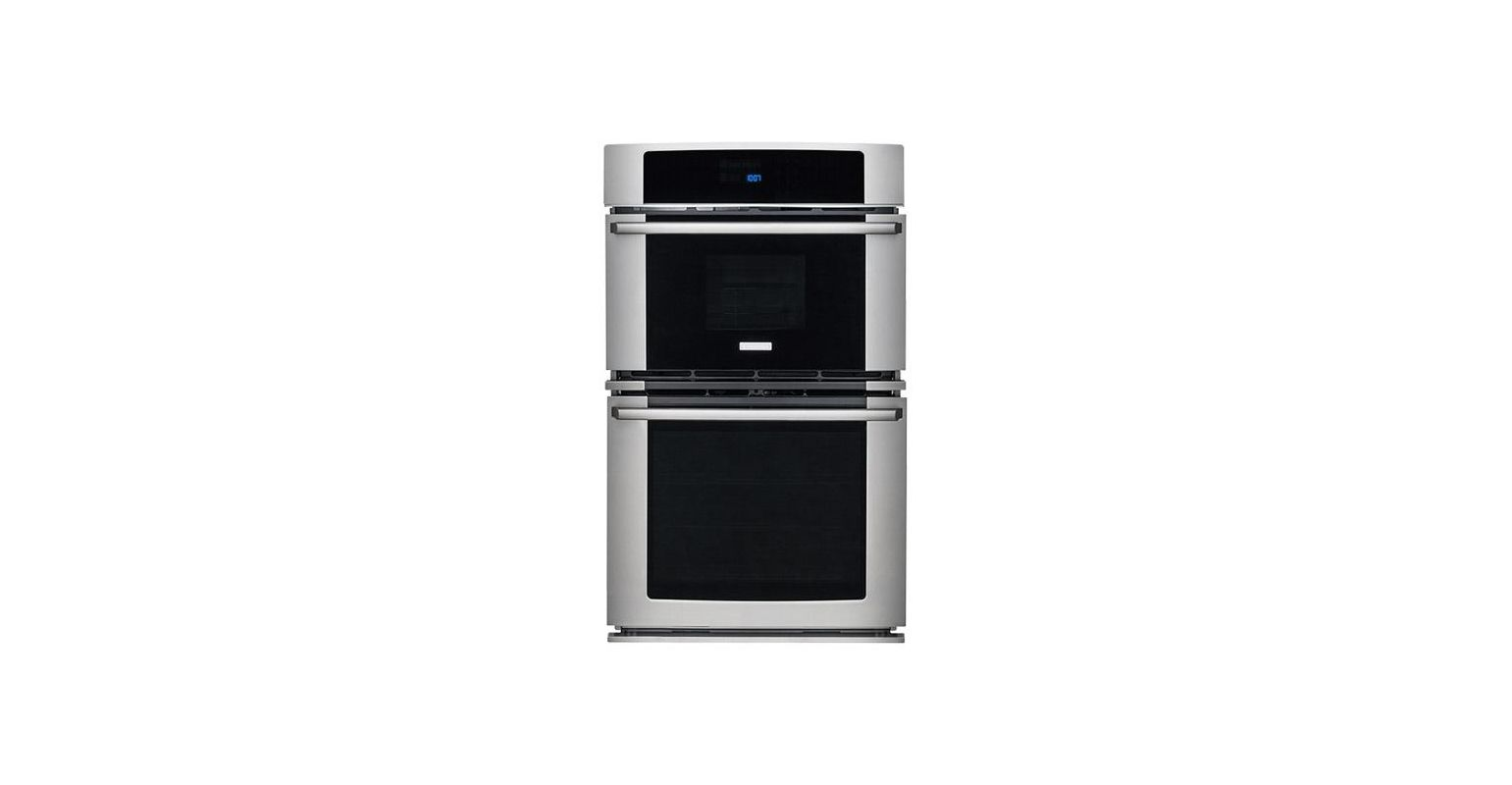 Electrolux EW27MC65 27 Inch Wide 5.4 Cu. Ft. Electric Combination Oven with Perf photo