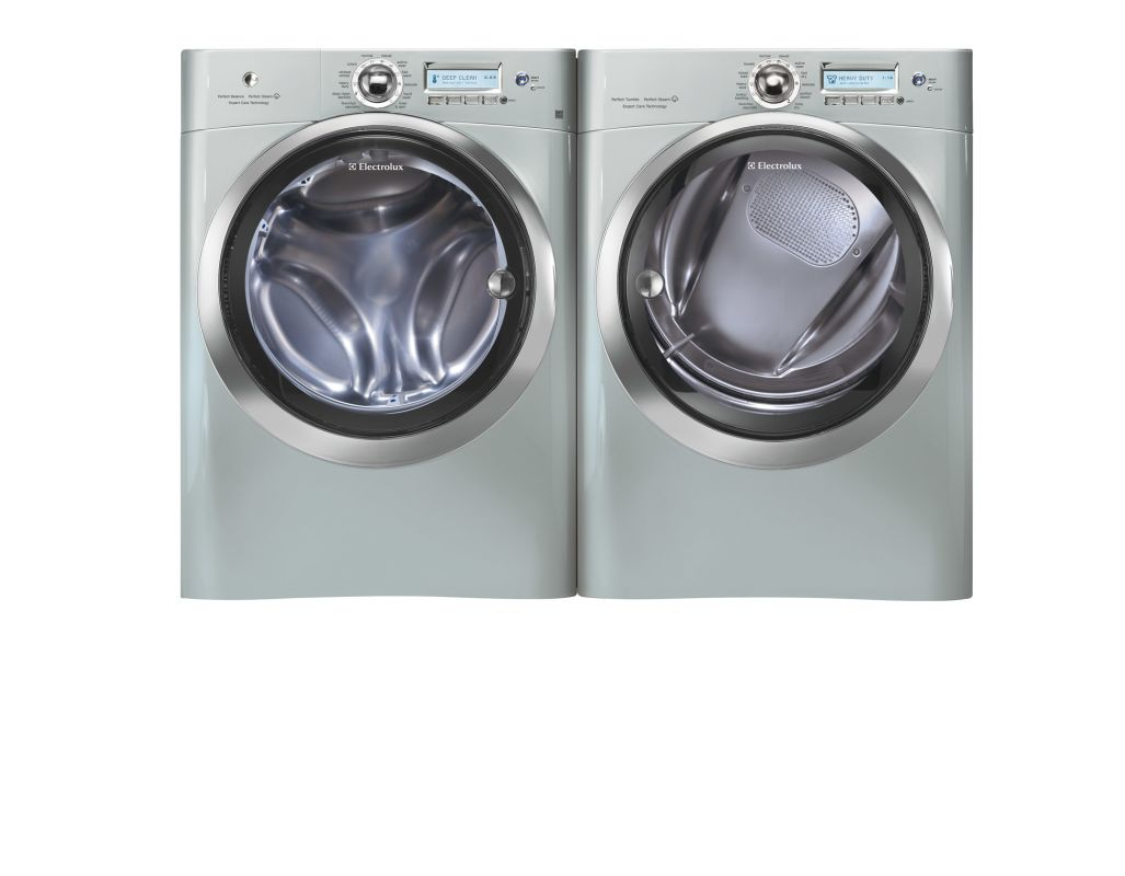 Electrolux EWMGD70J-EWFLS70J Front Load Washer and Dryer Pair - 4.42 Cu. Ft. Was photo