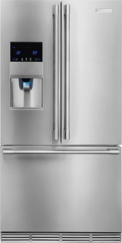 Electrolux E23BC78IP 36 Inch Wide 22.6 Cu. Ft. French Door Refrigerator with Cust photo