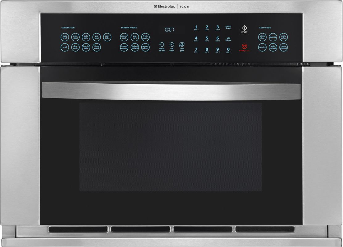 Electrolux E30MO75H 30 Inch Wide Built-In Microwave Oven with Drop-Down Door wit photo