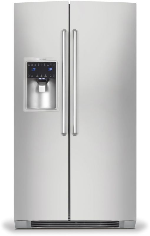 Electrolux EI23CS35K Counter-Depth Side-By-Side Refrigerator with IQ-Touch™ Cont photo