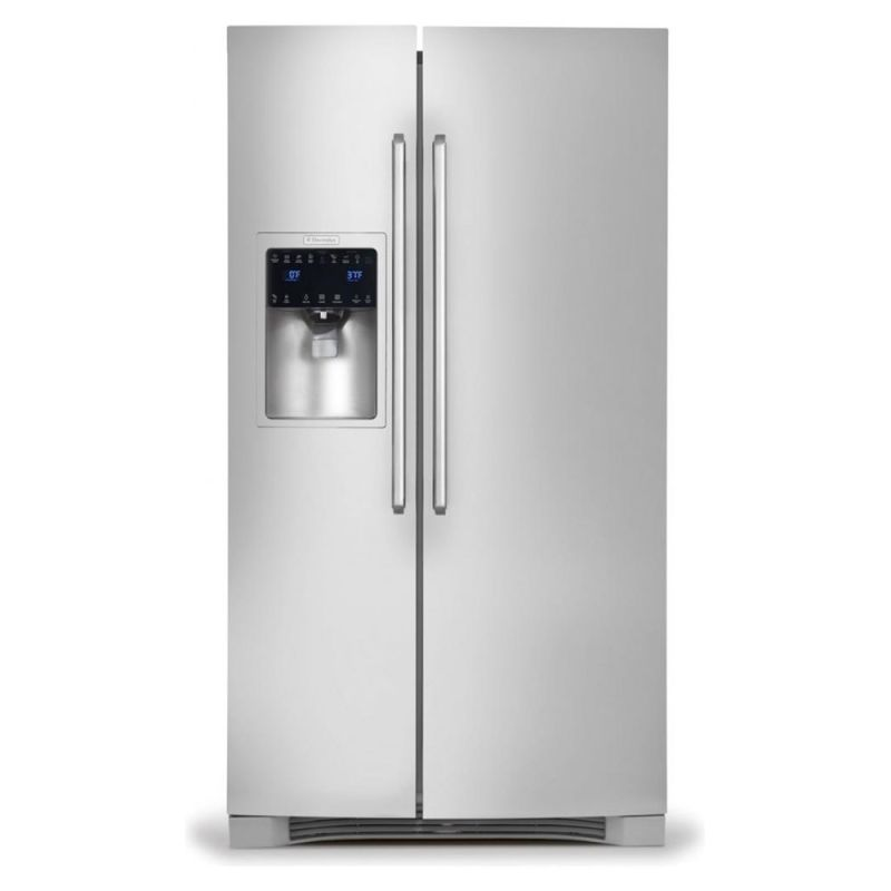 Electrolux EI23CS65K Counter-Depth Side-By-Side Refrigerator with IQ-Touch™ Cont photo