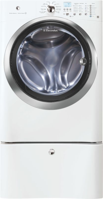 Electrolux EIFLS55I 4.2 Cubic Foot Front Load Washer with IQ-Touch™ Controls Fea photo