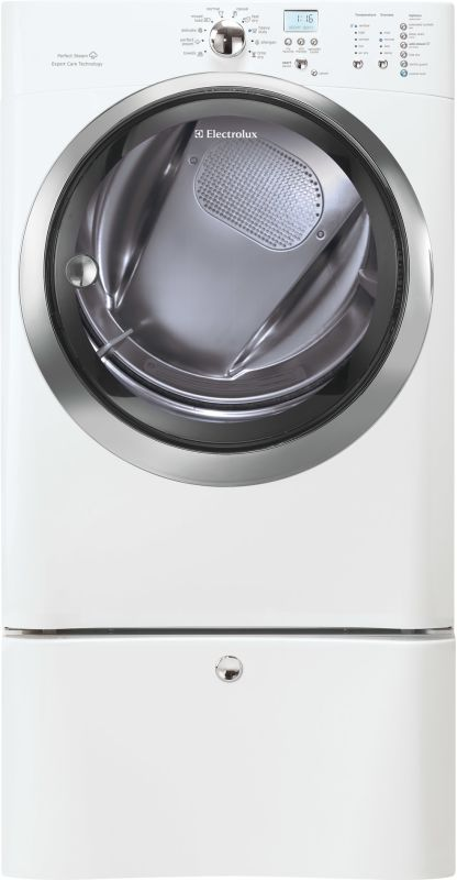 Electrolux EIMED60JI 8 Cu. Ft. Capacity Electric Front Load Dryer with Perfect St photo
