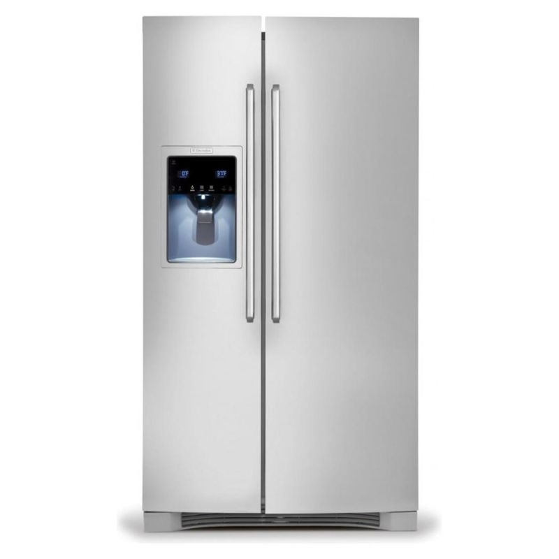 Electrolux EW26SS85K Standard-Depth Side-By-Side Refrigerator with Wave-Touch® C photo