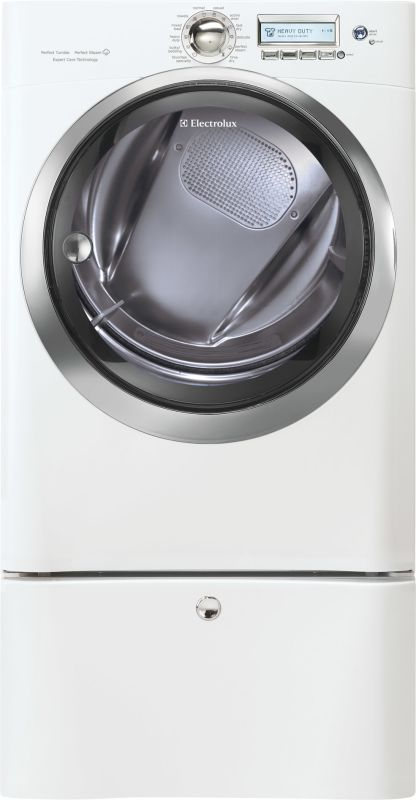 Electrolux EWMGD70J 8.0 Cubic Foot Gas Front Load Dryer with Wave-Touch™ Control photo
