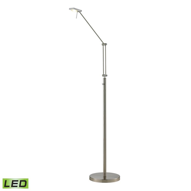 Elk Lighting 54014/1 Reilly 1 Light LED Floor Lamp