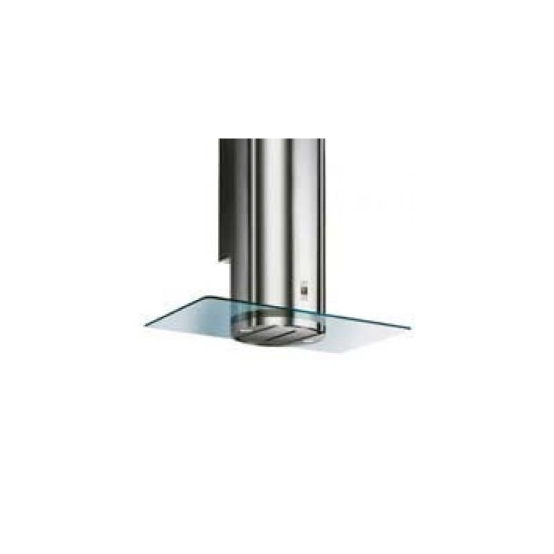 faber glscyln glass canopy for cylindra series wall mounted
